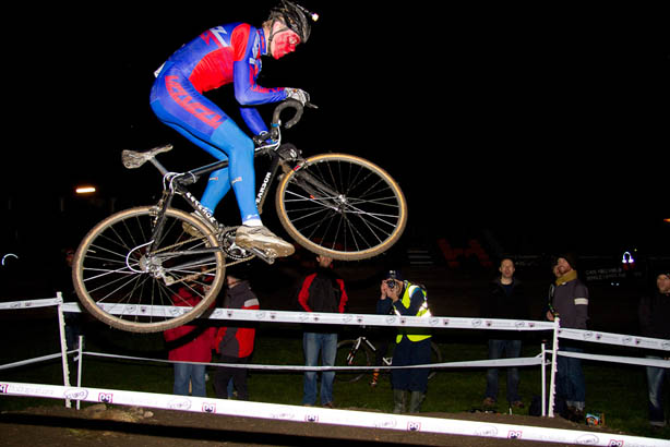 Knog Muddy Hell cyclo-cross race