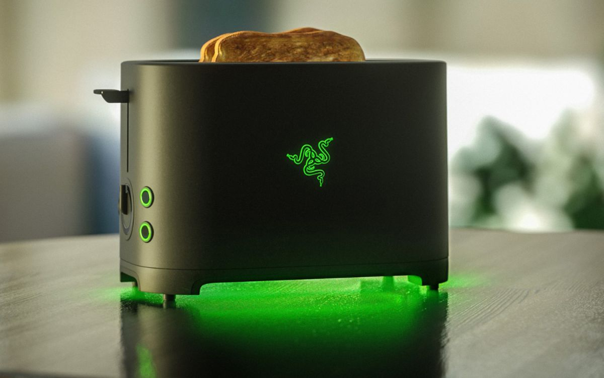 How the Fabled Razer Toaster Finally Became a Reality