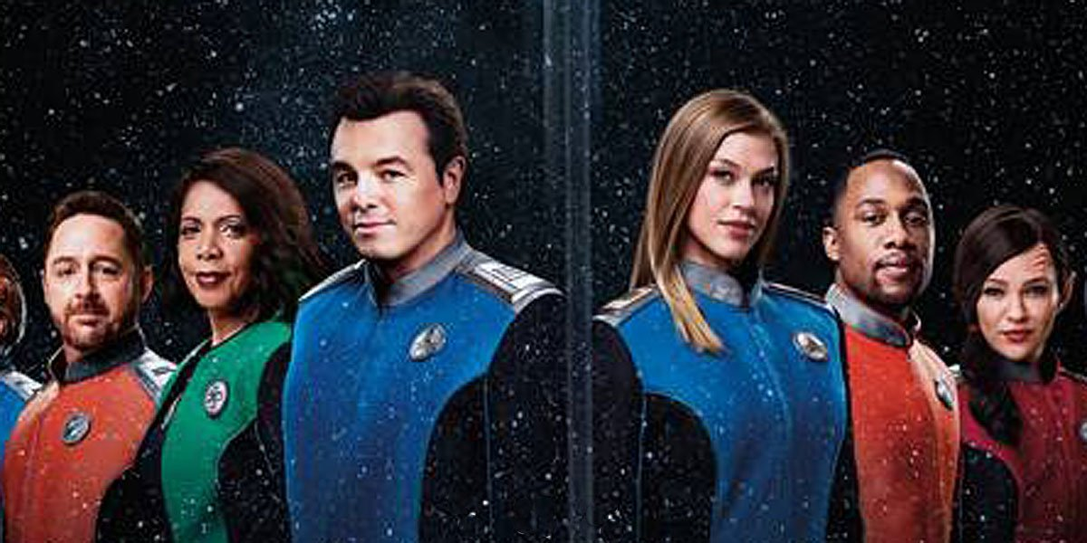 The Orville heading to Hulu