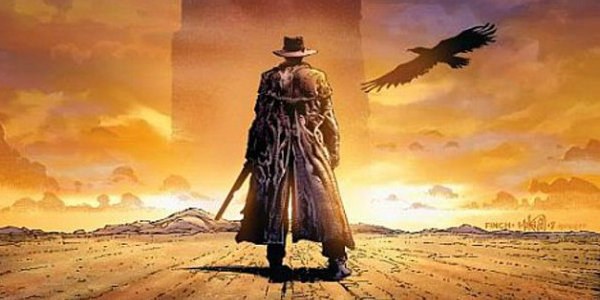The Dark Tower Stephen King book art
