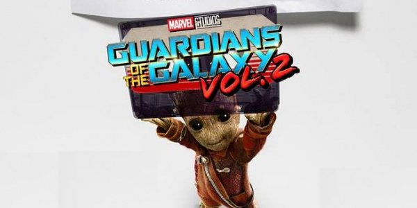 Guardians of the Galaxy Vol. 2 Awesome Mix Vol. 2 Baby Groot