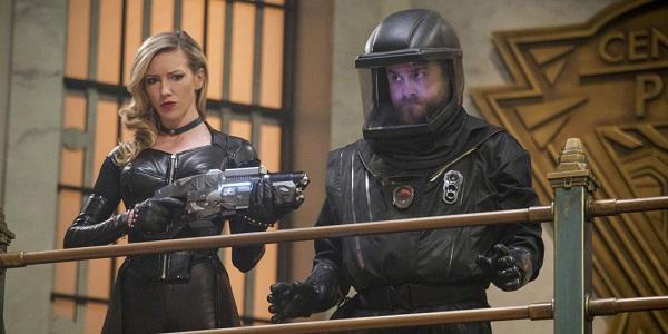 Black Siren Fallout Katie Cassidy Ryan Alexander McDonald Arrow The CW