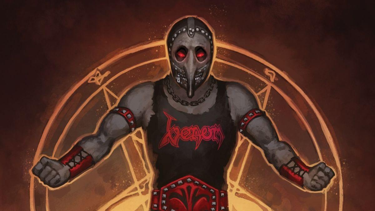 Why I Love Venom By Chris Fehn Slipknot Louder