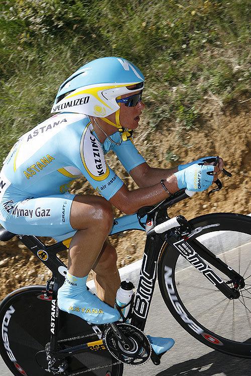 Alexandre Vinokourov Dauphine 2007 TT