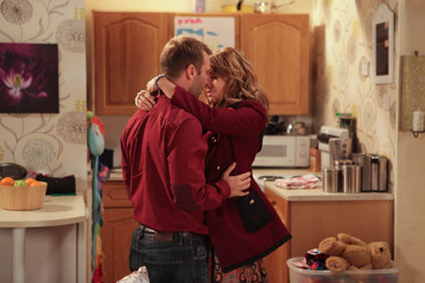Corrie's Charlie: 'Marcus sleeps with Maria!