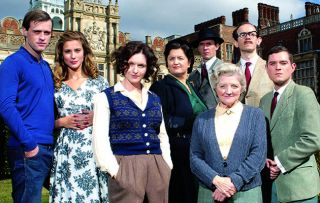 Another chance to see this typically star-studded episode, The Secret of Chimneys, which was first shown on ITV in 2010.