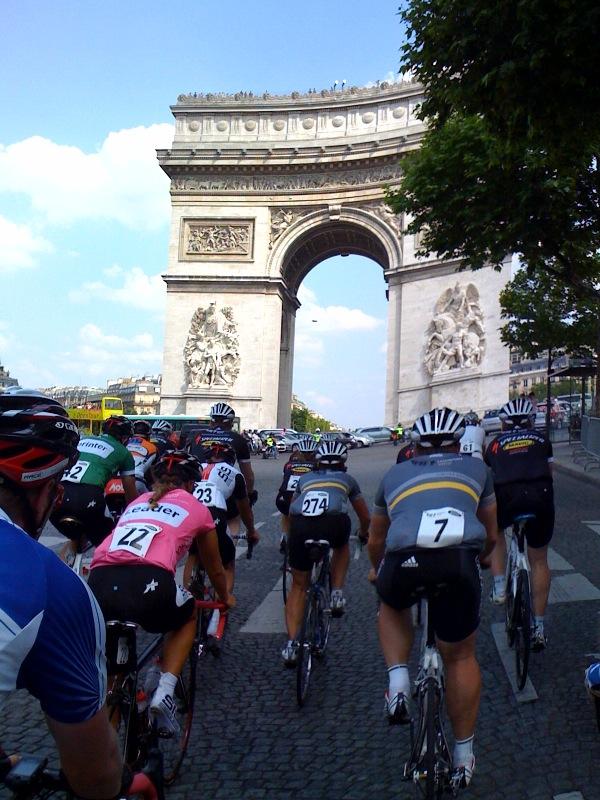 London to Paris 2010