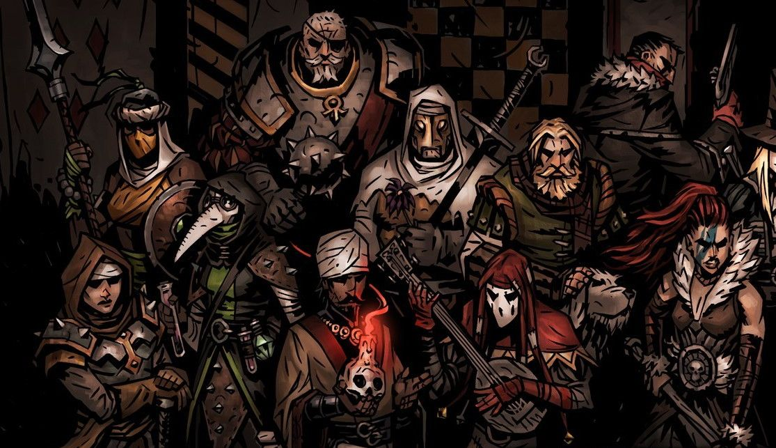 Darkest Dungeon's PvP mode comes out tomorrow, and it's free for everyone
