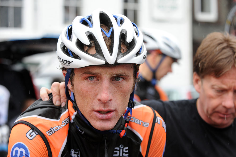 Pete Williams, Tour DoonHame 2011, stage one