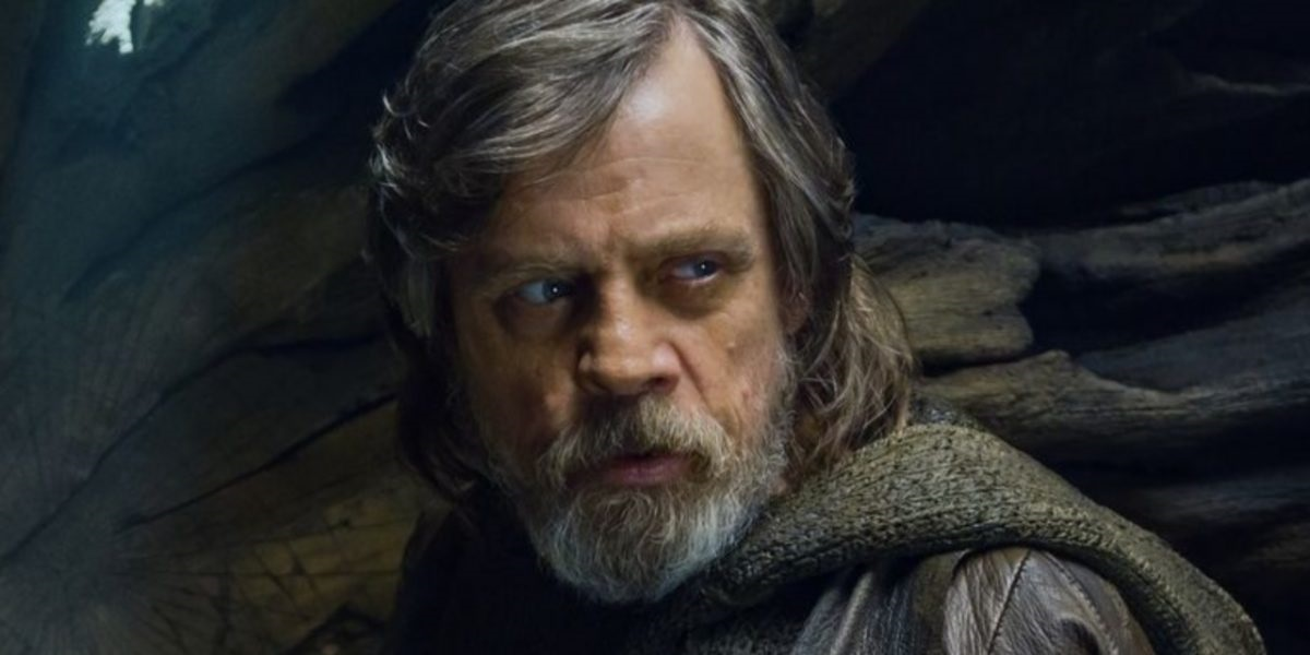 Luke Skywalker Star Wars: The Last Jedi