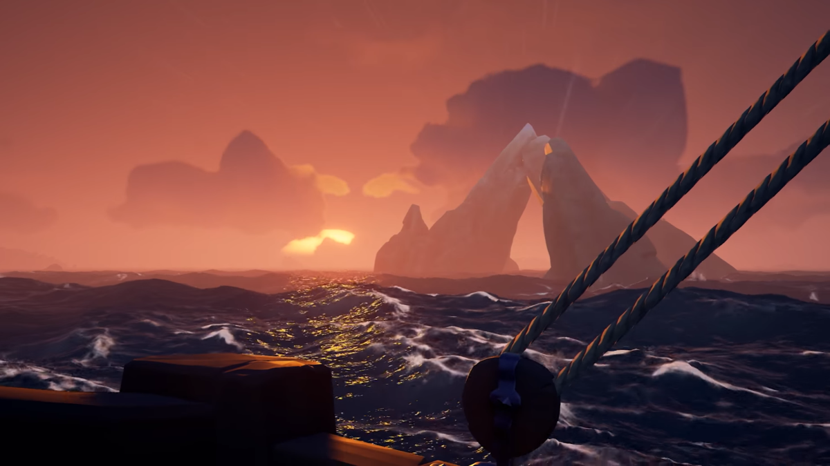 Sea Of Thieves Water Looks Gorgeous In Latest Dev Trailer