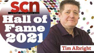 Tim Albright SCN Hall of Fame 2021