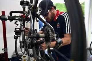 Cycling mechanic
