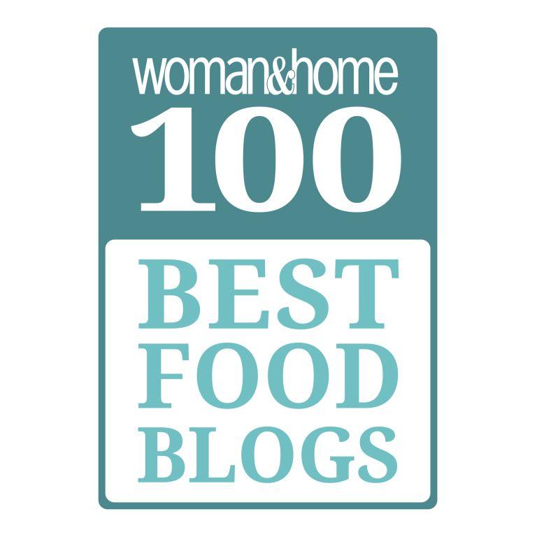 100 Best Food Blogs Logo