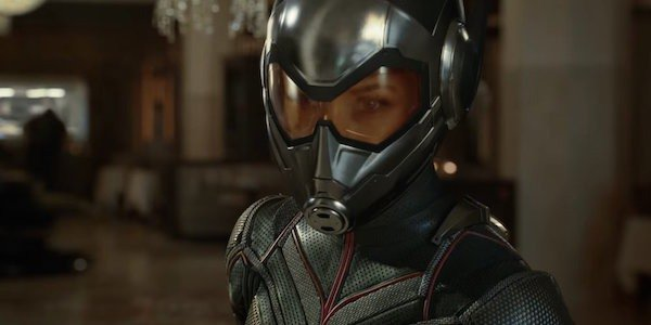 Lilly as The Wasp