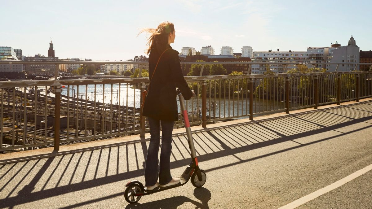 Feel like a kid again with this brilliant electric scooter everyone wants