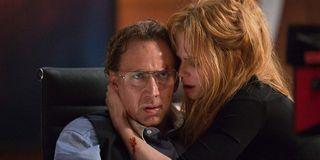 Nicolas Cage and Nicole Kidman in Trespass