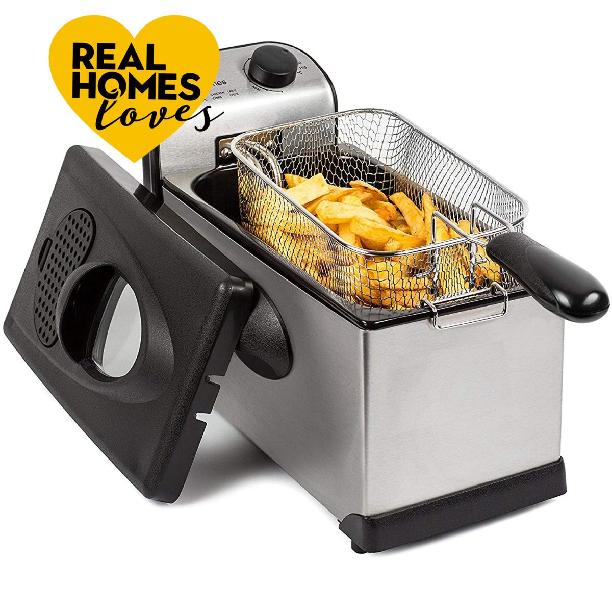 These best deep fat fryers are an easy way to enjoy fried ...