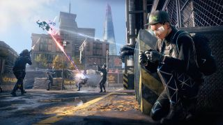 Watch Dogs Legion hackers