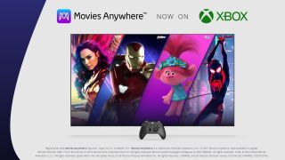 Movies Anywhere just hit Xbox