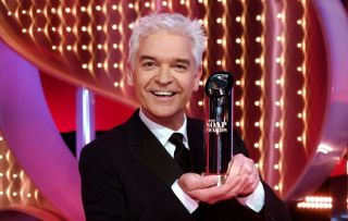 The British Soap Awards - Phillip Schofield