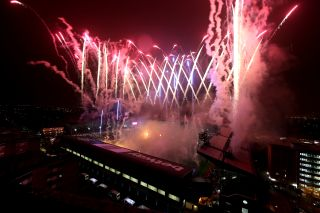 West Ham United v Manchester United – Barclays Premier League – Upton Park