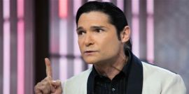 Corey Feldman May Have Been Stabbed After All