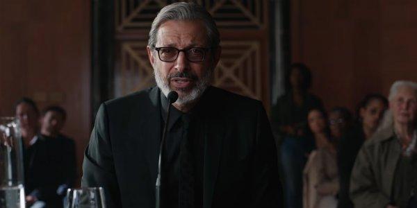 Jeff Goldblum Ian Malcolm Jurassic World fallen kingdom