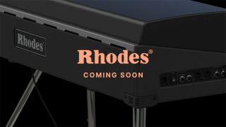 Rhodes MK8 electric piano