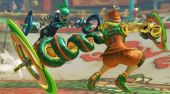 Nintendo Releases New Info About Arms On The Switch