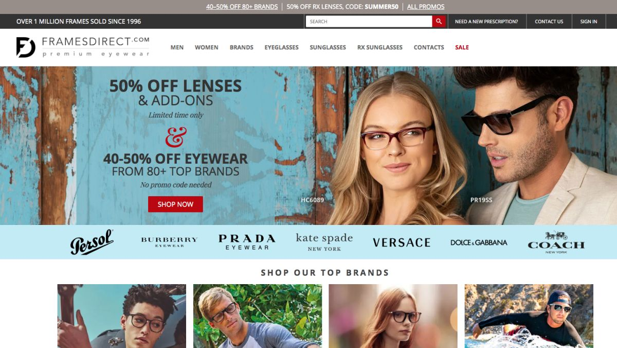 Buy Glasses Online: The Best and Easiest Way to Find Prescription