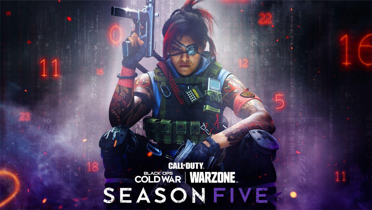 Warzone Season 5 - map updates, fresh weapons, and a new Gulag | GamesRadar+