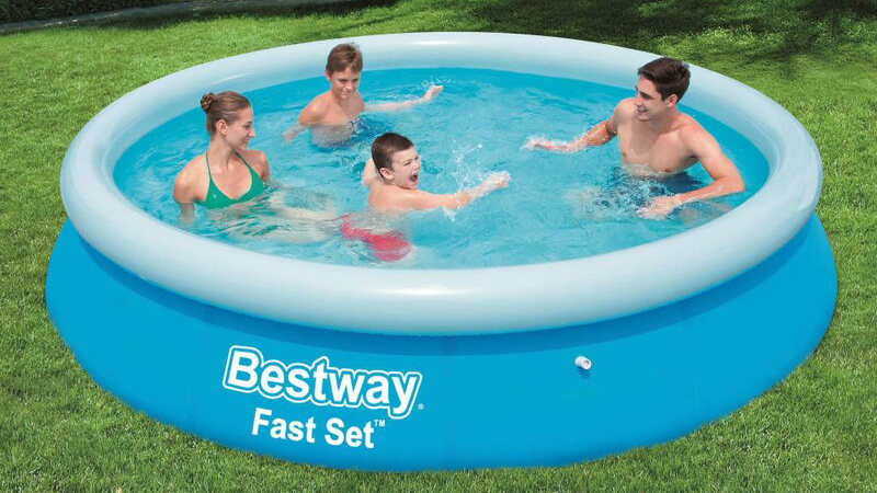 Where To Buy A Garden Swimming Pool Cheap And Ready For Delivery Just Add Water And Take The Pool Party To The Patio T3
