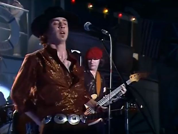 Stevie Ray Vaughan Plays 'Texas Flood,' Gets Booed at 1982 Montreux Jazz Fest