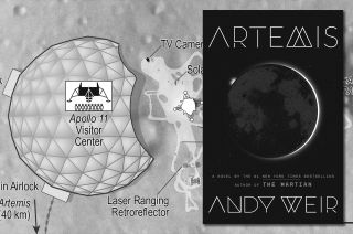 artemis andy weir apollo