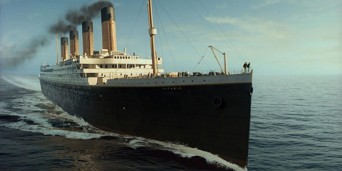 Screenshot from Titanic