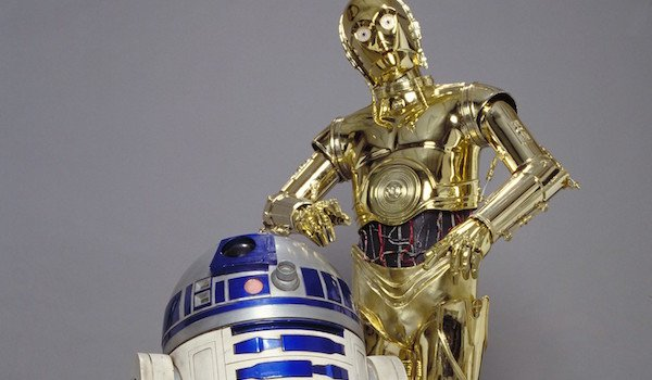 C-3PO R2-D2