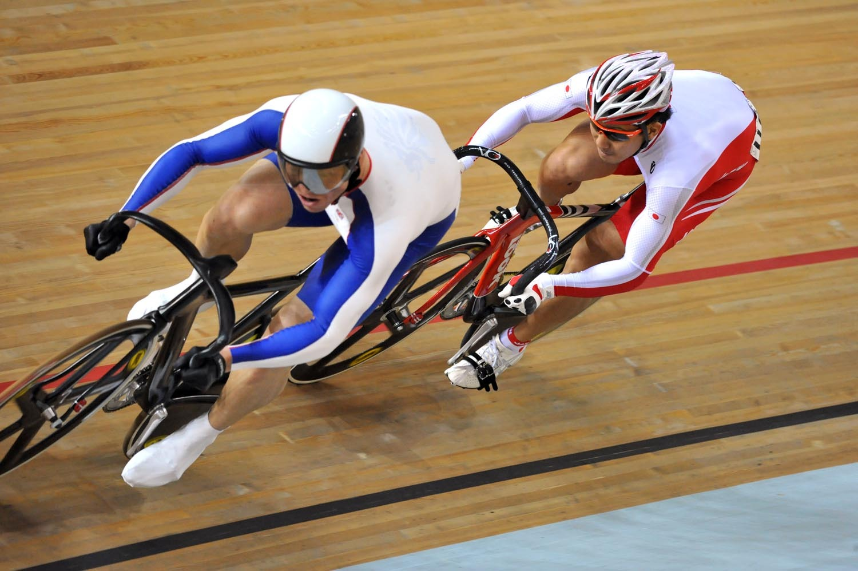 Chris Hoy sprint 2008 Olympics