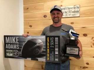 Klein Tools Names 2018 Electrician of the Year