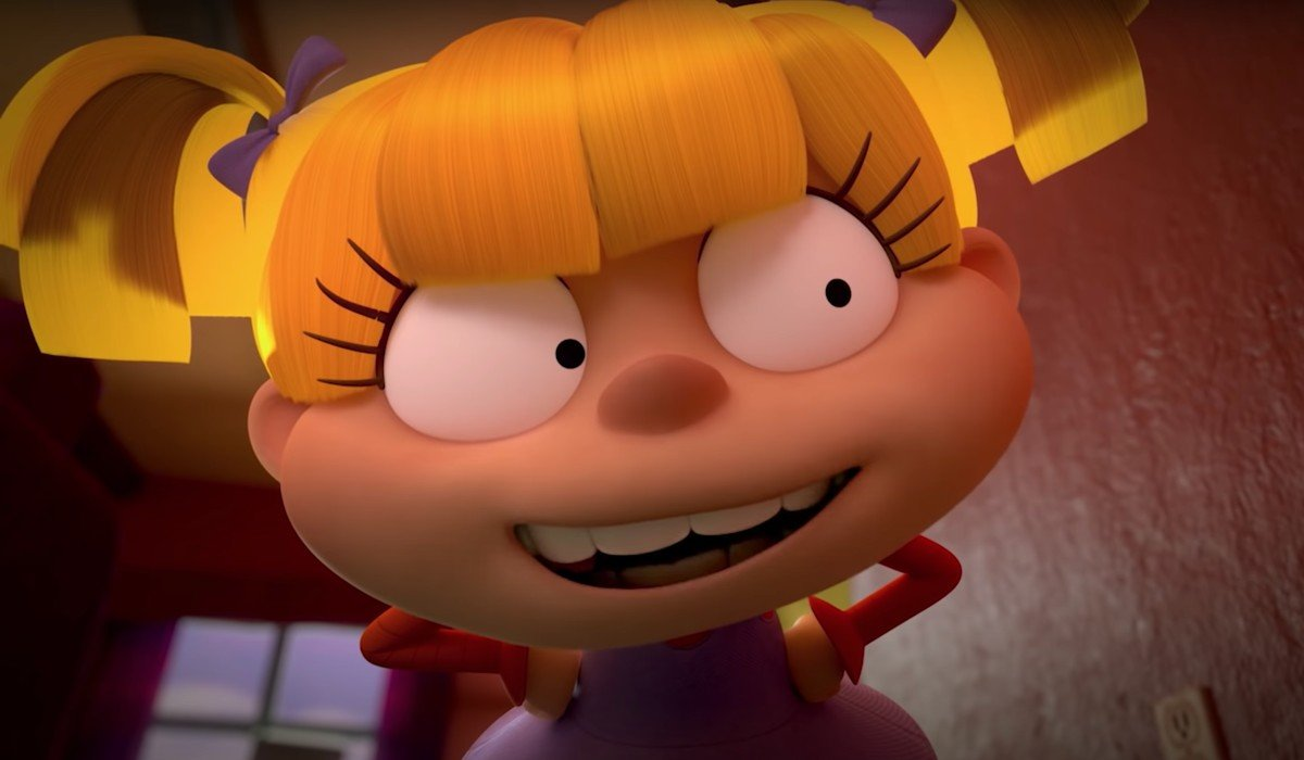 Angelica Rugrats Paramount+