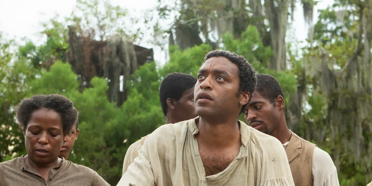 Chiwetel Ejiofor in 12 Years of Slave