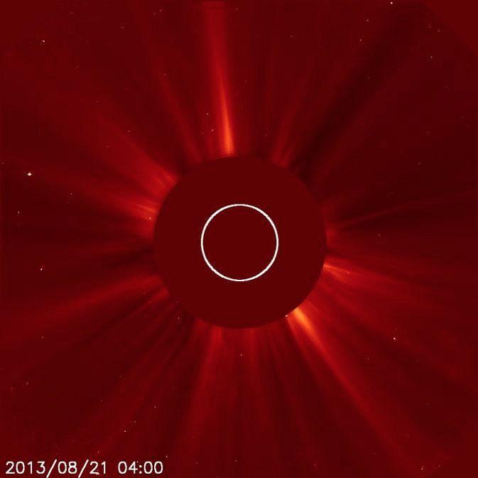3 day solar storm 2019 - photo #49