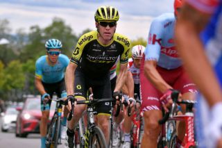 Mitchelton-Scott's Brent Bookwalter at the 2019 GP Cycliste de Montréal