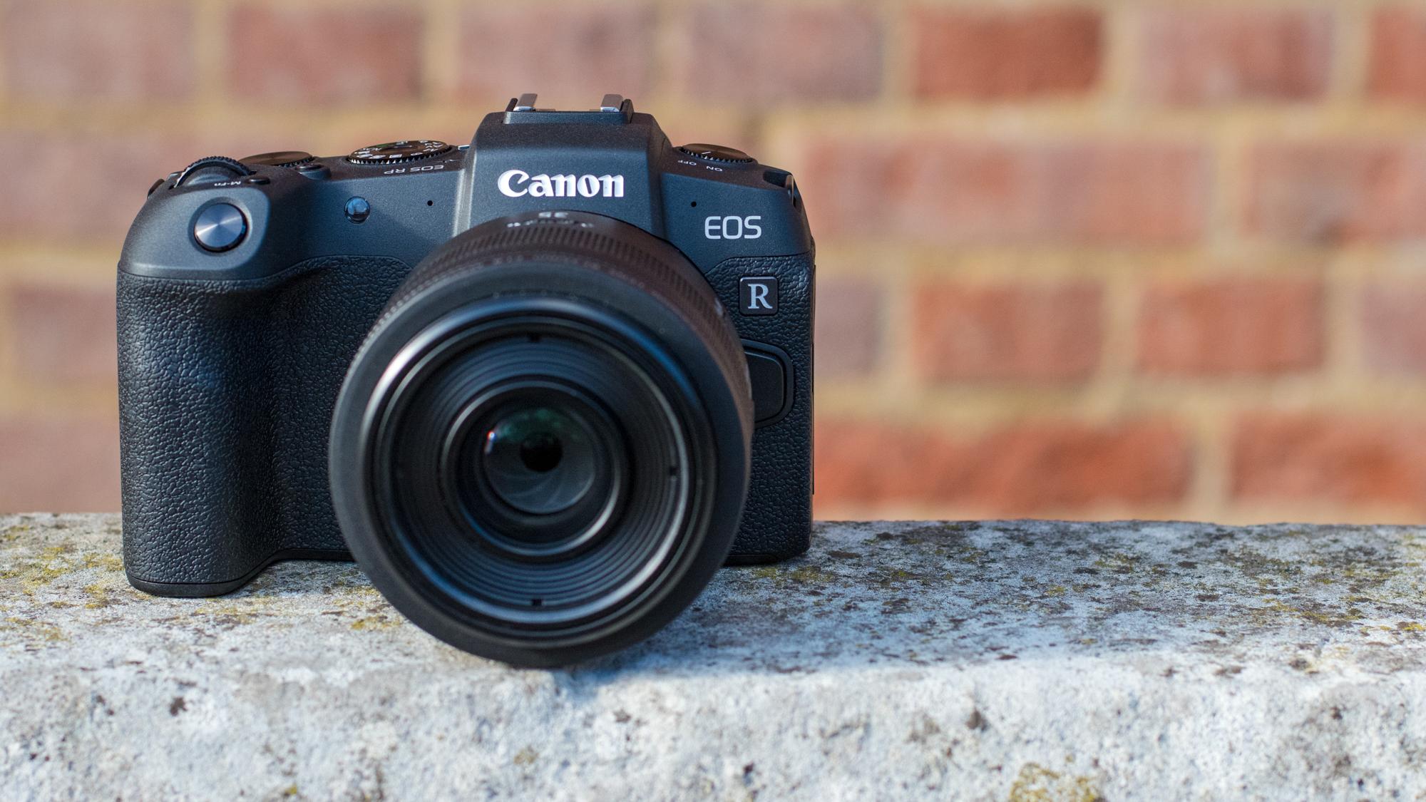 Canon EOS RP review   TechRadar