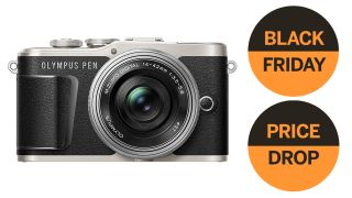 Save £137 on the Olympus PEN E-PL9 in this amazing Black Friday deal!