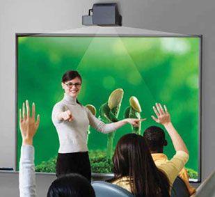 Short-Throw Projectors