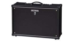 """Boss updates the Katana amp series promising """"more tones, more effects, and more features"""" 