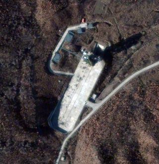 North Korea Sohae Launch Station