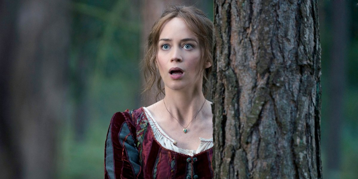 Emily Blunt in Into the Woods