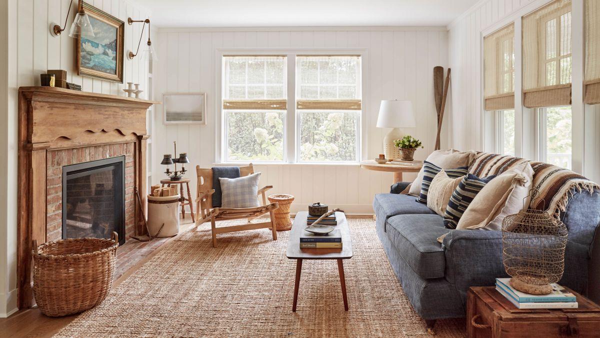 Coastal living room ideas – 10 essential style rules for modern beach house decor